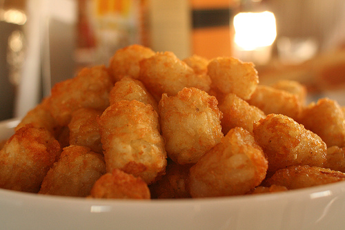 Great Tater Rounds