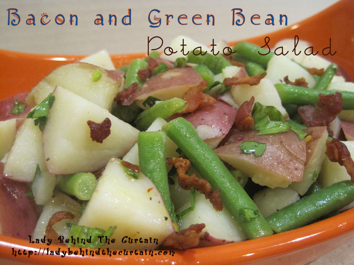 Green Beans, Bacon and Potatoes