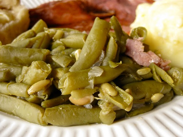 Green Beans, Southern Style!