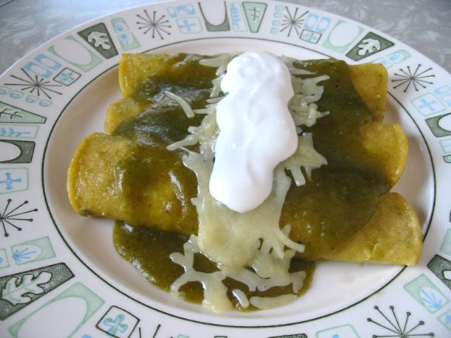 Green Enchilada Pork Chili