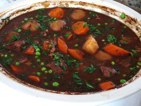 Guinness Beef Stew in a Crock Pot