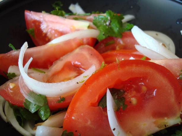 Hacienda Onion Salad
