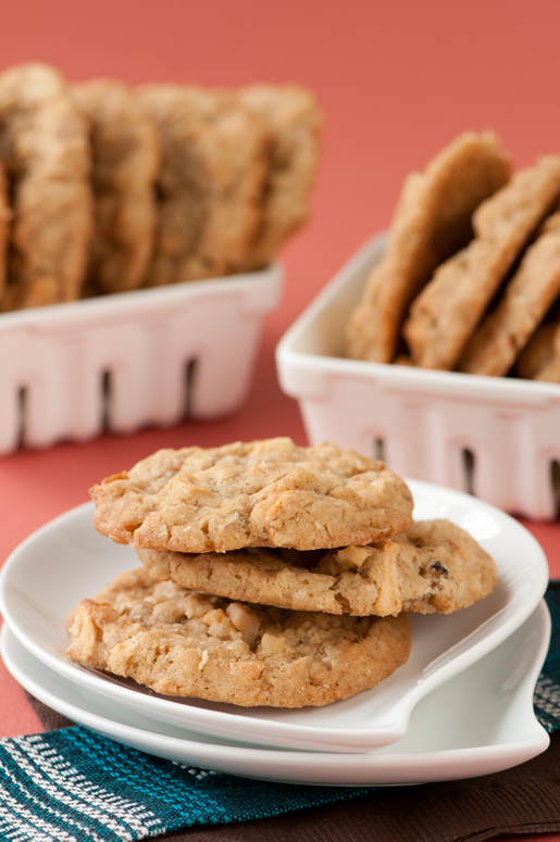 Harvest Apple Cookies/Biscuits