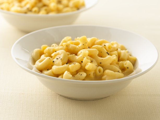 """Healthified"" Macaroni and Cheese"