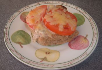 Healthy Tuna Melts