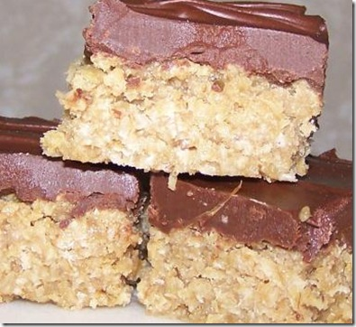 Heavenly Oat Bars