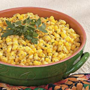 Herbed Corn for a Crowd