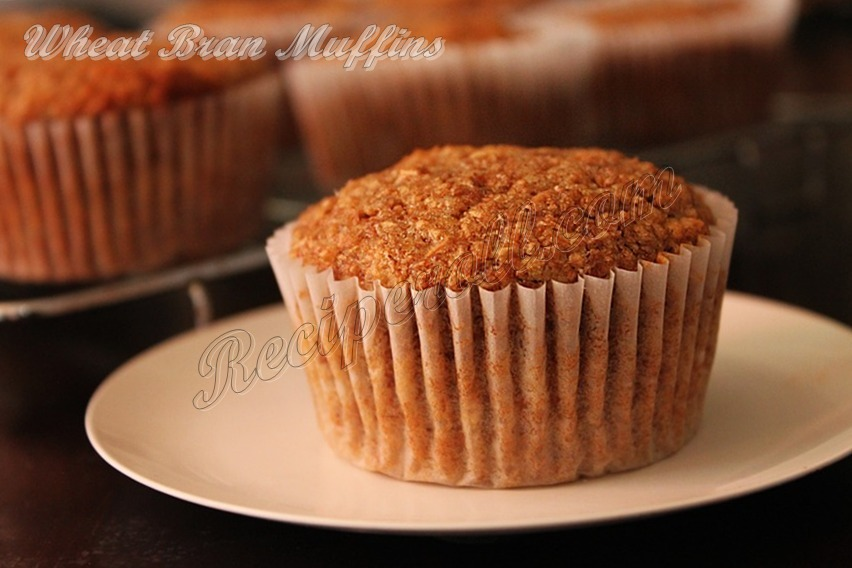 Hodgson Mill's Oven-Ready Bran Muffins