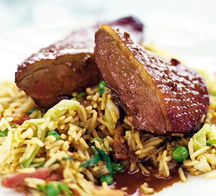 Hoisin Barbecued Duck