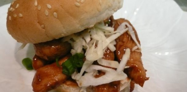Hoisin Chicken Sandwich