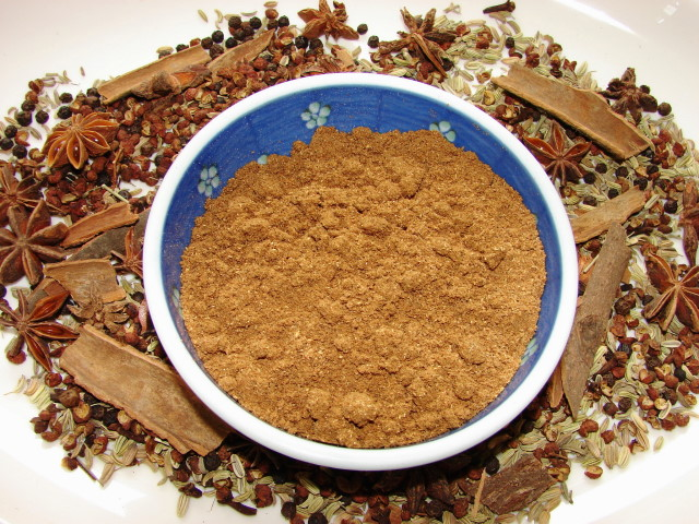 Homemade Five-Spice Powder