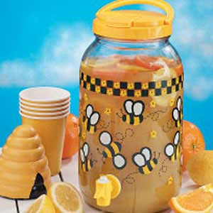 Honey Citrus Iced Tea