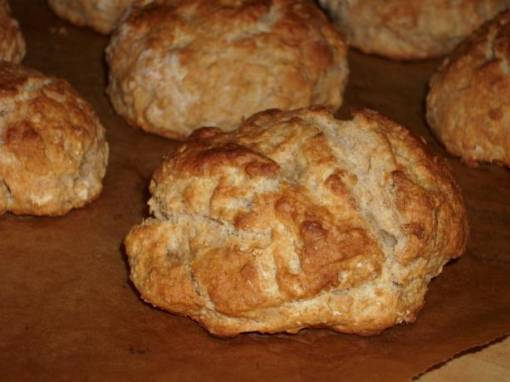 Honey Wholemeal Scones