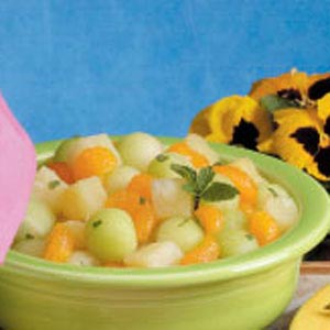 Honeydew Fruit Salad