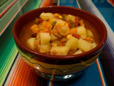Hopi Corn Stew