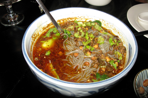 Hot And Sweet Noodles