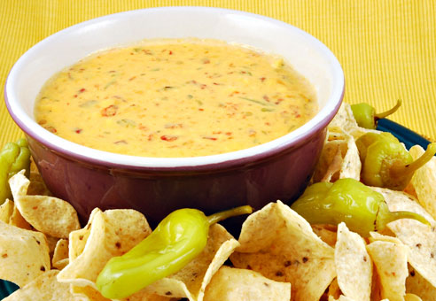 Hot Cheese Dip
