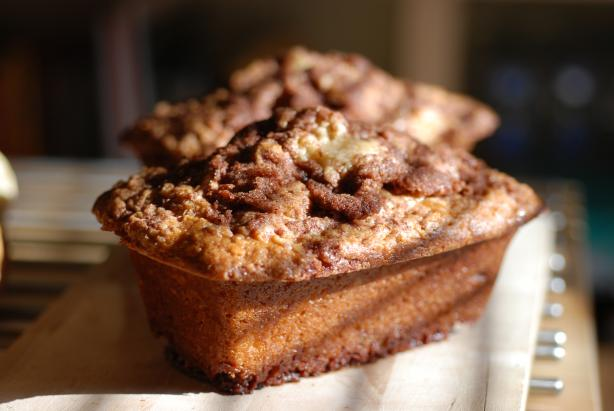 Hot Sin Apple Bread