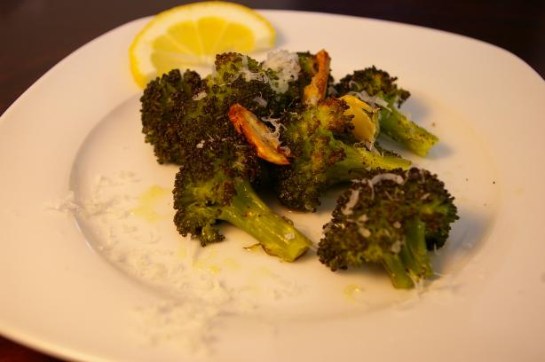 Incredible Roasted Broccoli