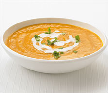 Indian Style Pumpkin Soup