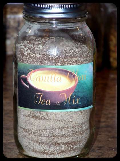 Instant Chai Tea Mix
