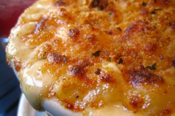 Irish Macaroni and Cheese With Stout