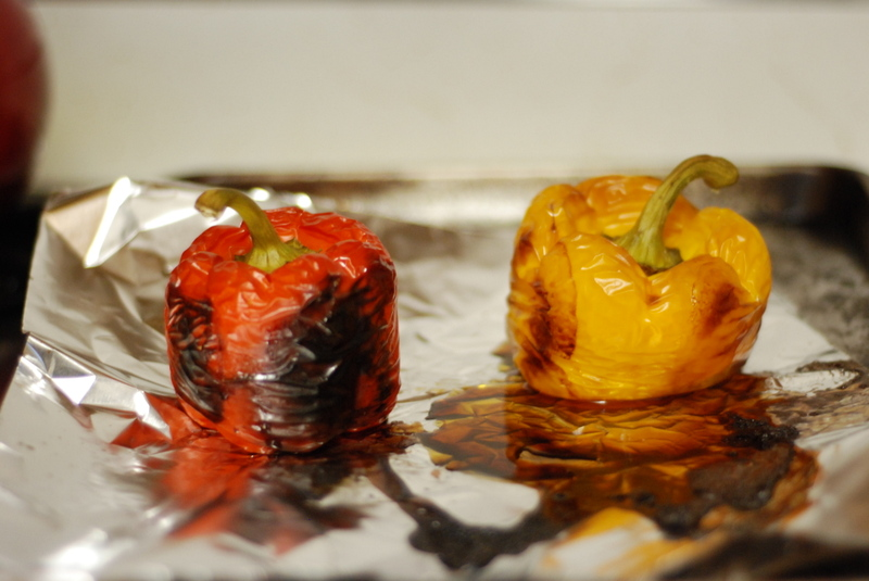 Italian Roast Peppers