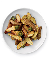 Jalapeno-Roasted Potatoes