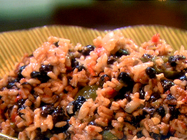 Jamie's Black Beans and Rice