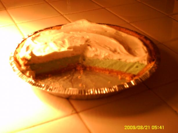 Jan's Key Lime Pie