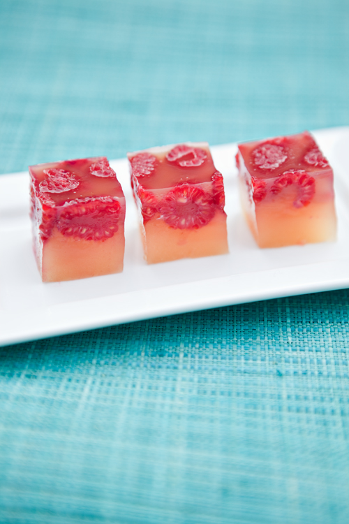 Jell-O Fruit & Juice Squares
