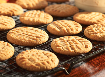JIF® Irresistible Peanut Butter Cookies