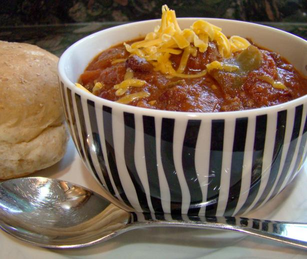 Johnny Jalapeno's Thieving Bandit Chili