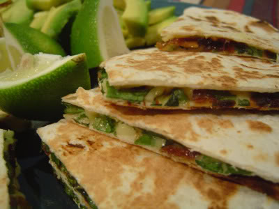 John's Killer Quesadillas