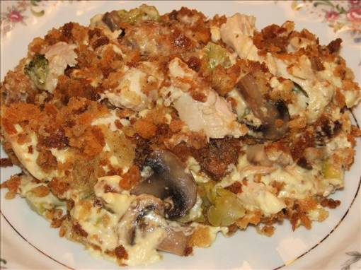 Jolean's Chicken Broccoli Casserole