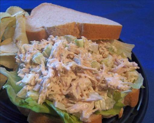 Kana's Chicken Salad