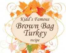 Kidd Kraddick's Famous Brown Bag Turkey
