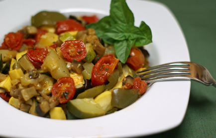 Kitchen Garden Ratatouille
