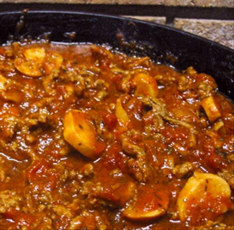 Kittencal's Baked Beans and Ground Beef Casserole