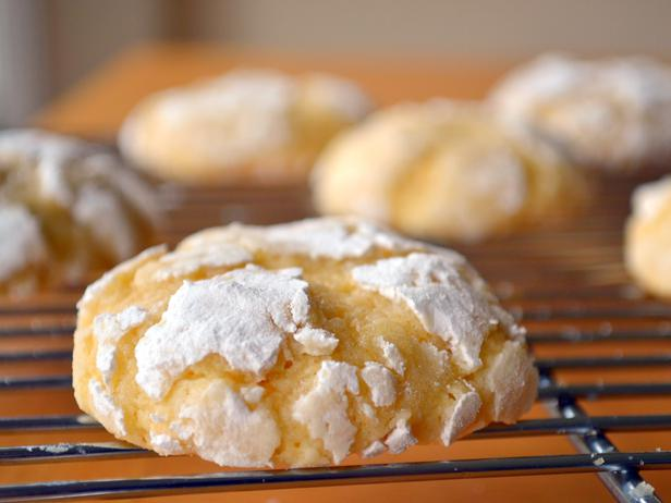 Lemon meringue cookie recipe