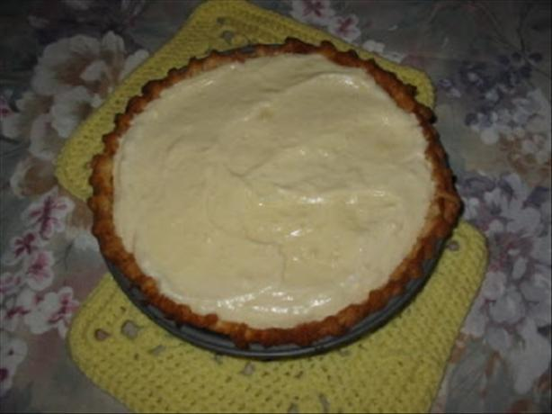 Lemon Fluff Pie