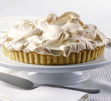 Lemon Meringue Pie II