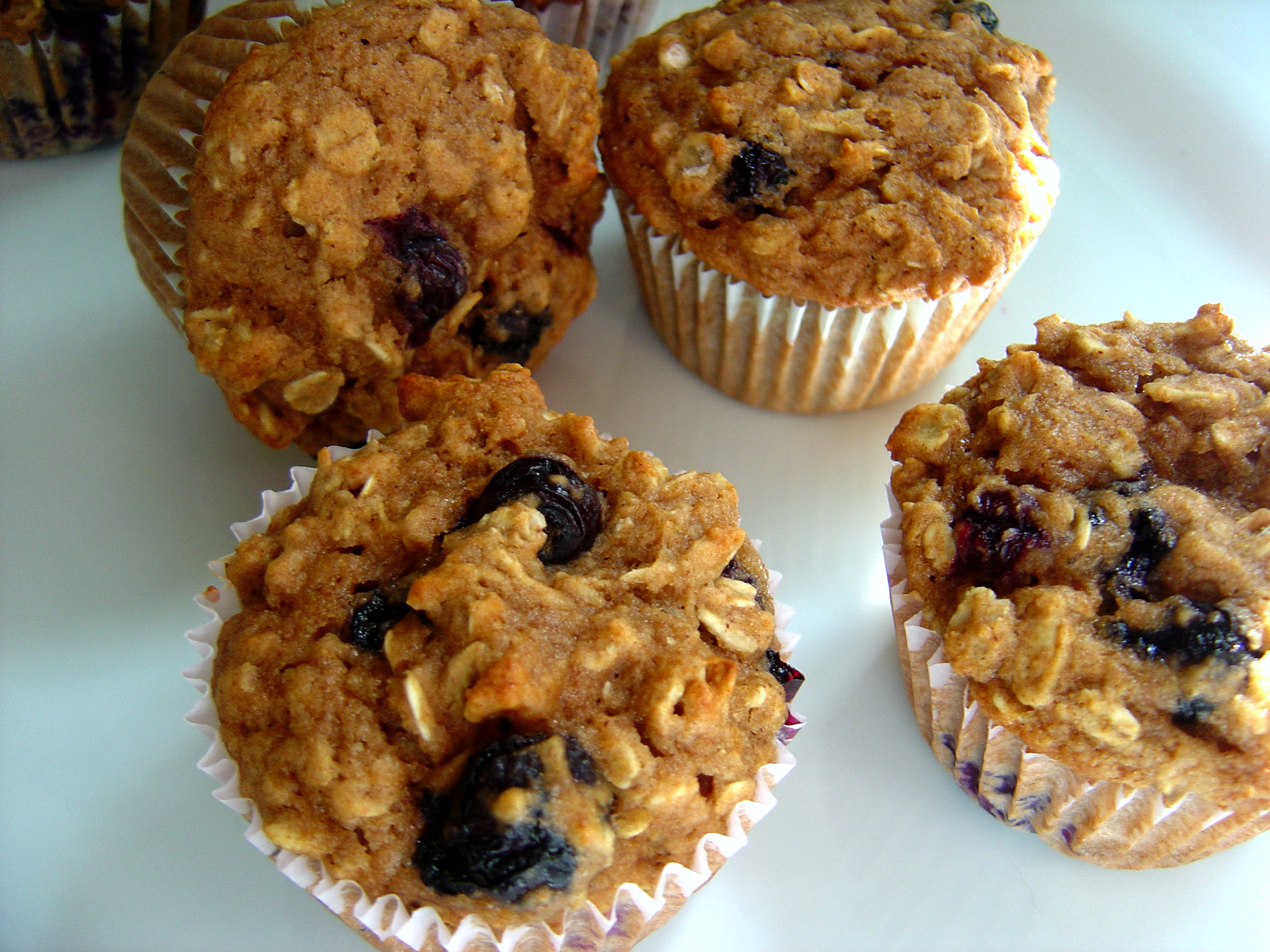 Little Applesauce Muffins