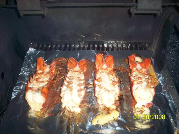 Lobster Tails with Citrus Butter
