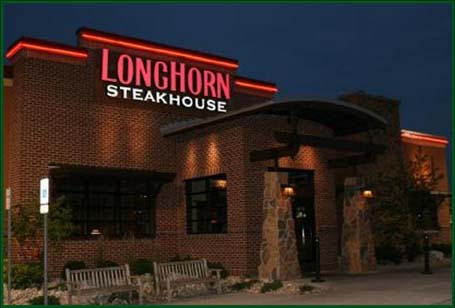 Longhorn Steakhouses' Honey Mustard