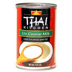 Low Fat Coconut Milk Cream