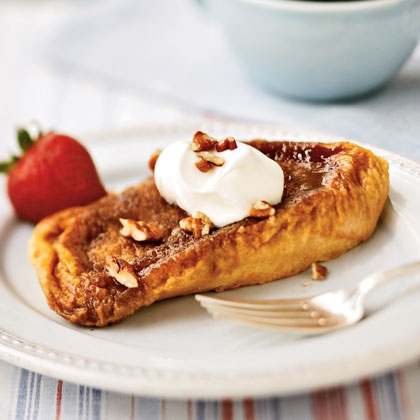Low-Fat French Toast Casserole