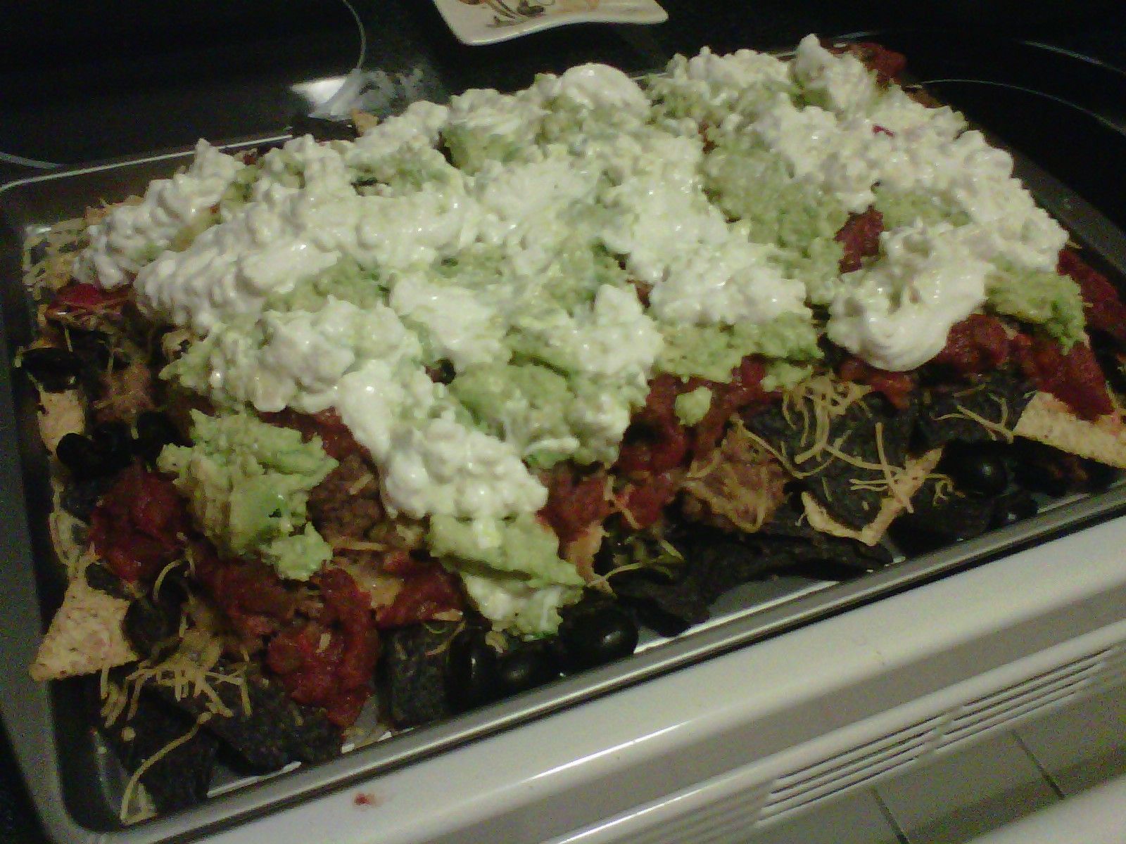 Low Fat Guacamole With Cottage Cheese