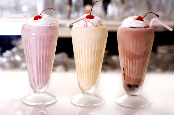 Low-Fat Milkshake