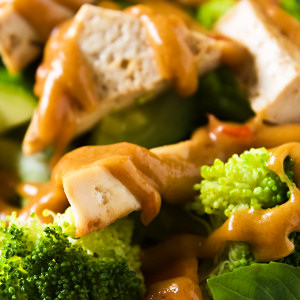 Low Fat Peanut Sauce